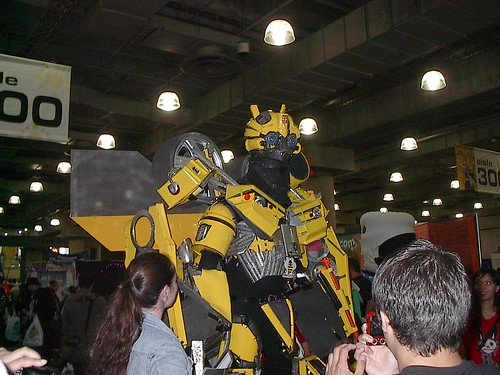 New York Anime Festival Bumblebee Cosplay
