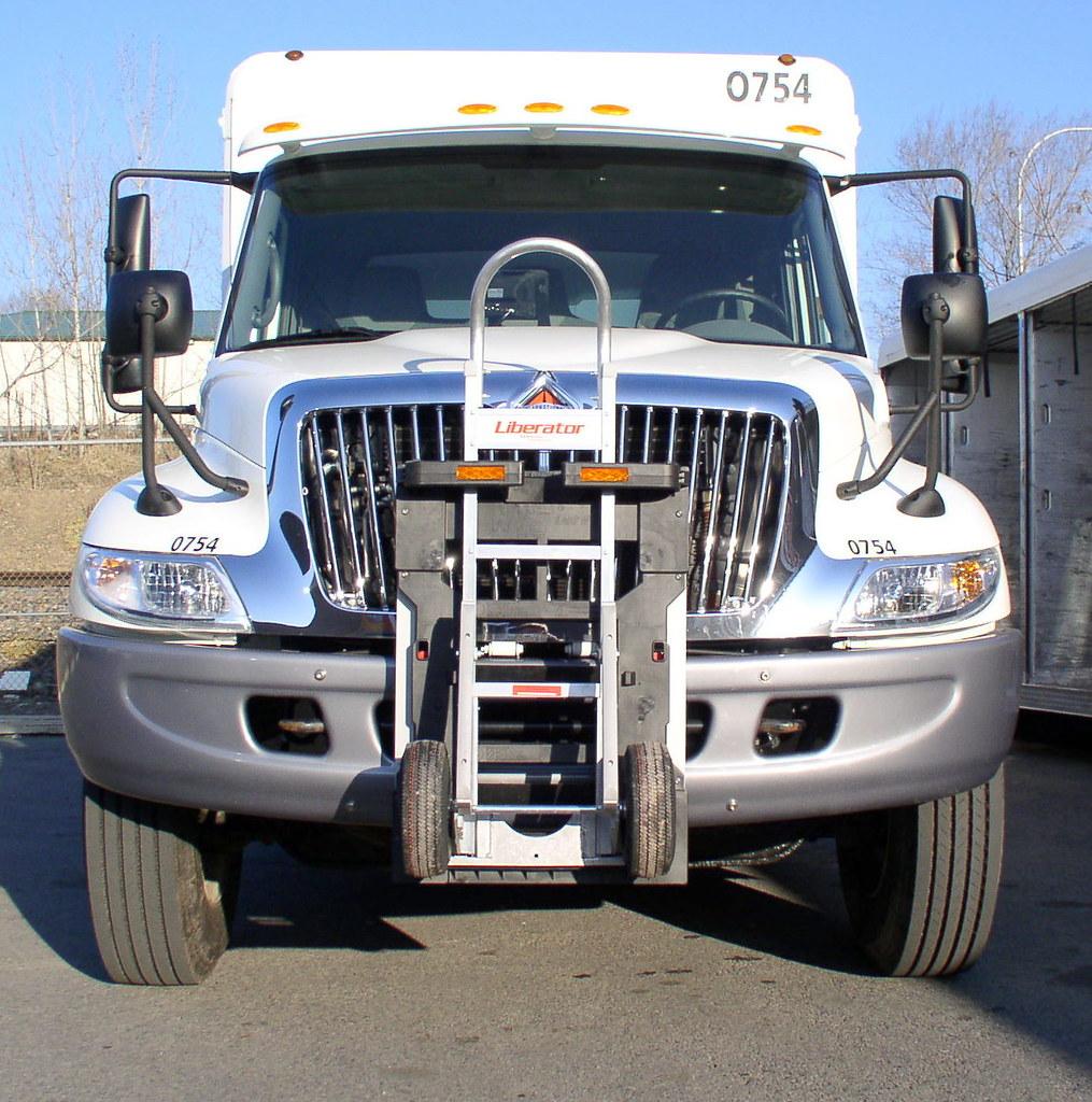 LT Verrastro MillerCoors Coors Light Navistar Beer Truck