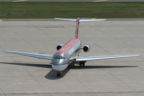 Northwest Airlines McDonnell-Douglas DC-9-32 N601NW