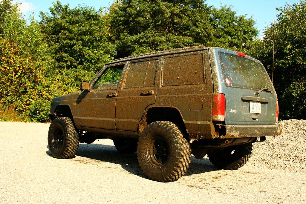 1998 jeep cherokee sport lifted. The Onion#39;s 1998 Jeep Cherokee