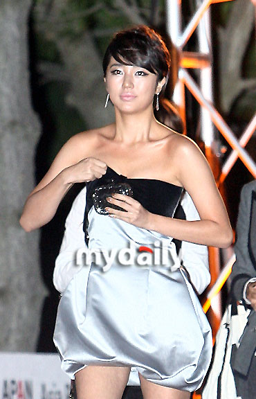 Beauty Actress at 12th PUSAN International Film Festival (Part 2)