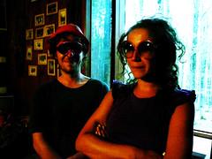 filippo e shimmy (macacosenzamemoria) Tags: estate 2009 gransasso