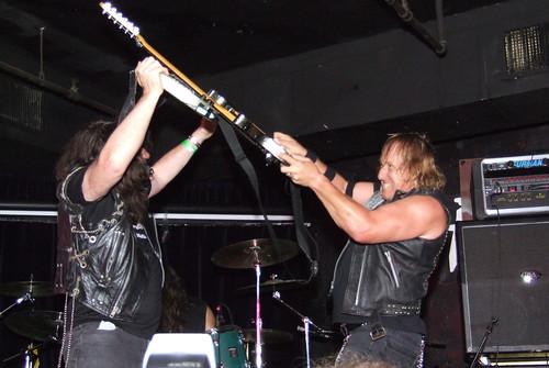 Raven - Club Europa, Brooklyn, NY 8-28-09