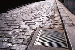The Lane that is Hosier (The BigBlueCat) Tags: melbourne laneways velvia50 pentaxlx epsonv700 justpentax