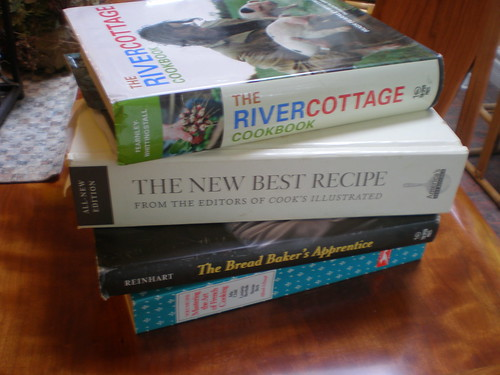 A small sample from my favourite books about food