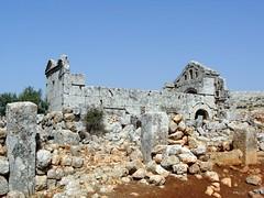 Kfeir Byzantine Site Ruins