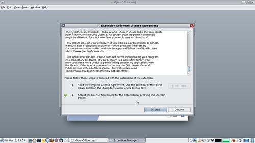 Sun PDF License