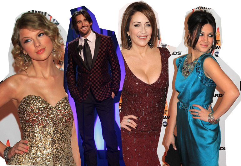43rd annual CMA awards best dressed
