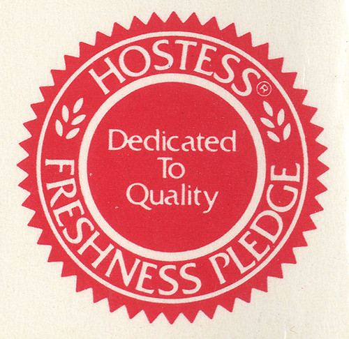 Hostess Pledge - 1991