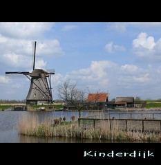 KINDERDIJK (Olivier Simard Photographie) Tags: holland netherlands windmill moulin rotterdam kinderdijk hollande walle canaux escaut oliviersimard photographieoliviersimard copyrightréservéoliviersimard oliviersimardphotographie