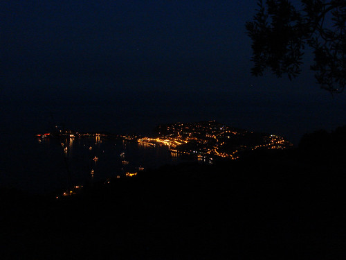 Cap Ferrat at Night