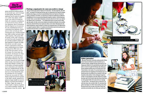 French Glamor: do it yourself article pg 2