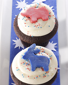 Georgetown Cupcake Recipe from the Martha Stewart Show
