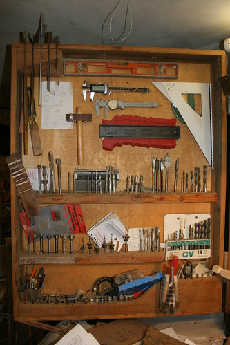 Tool Box (left section)