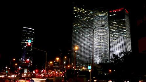 HaShalom Street - Tel Aviv