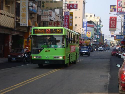 台中市61路公車