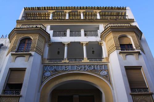 Volubilis Hotel, Casablanca.
