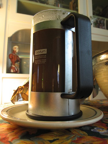 French Press Gravy