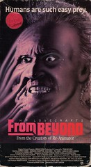 From Beyond (1986) (darklorddisco) Tags: video retro 80s lovecraft cult scifi horror lowbudget occult jeffreycombs reanimator hplovecraft trashy vhs bmovie frombeyond stuartgordon