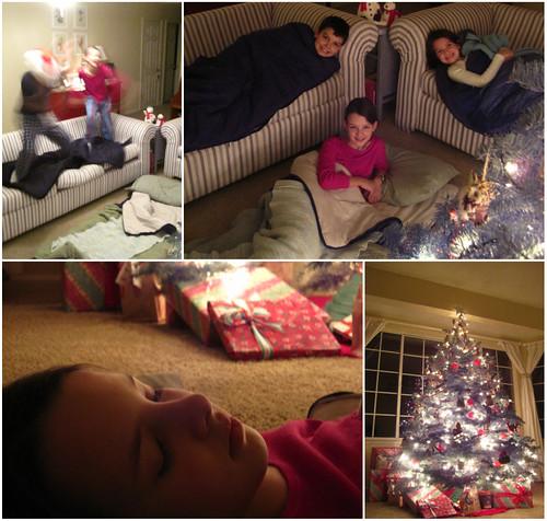 slumber collage
