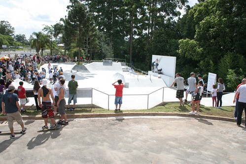Santa Monica - Skatepark