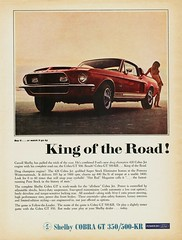 1968 Shelby Cobra GT 500-KR (aldenjewell) Tags: cobra ad shelby 1968 gt500kr