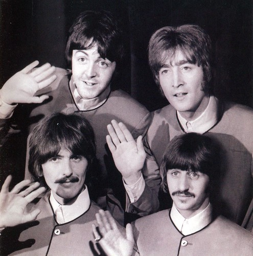The Fab Beatles Hello Goodbye by rising70.