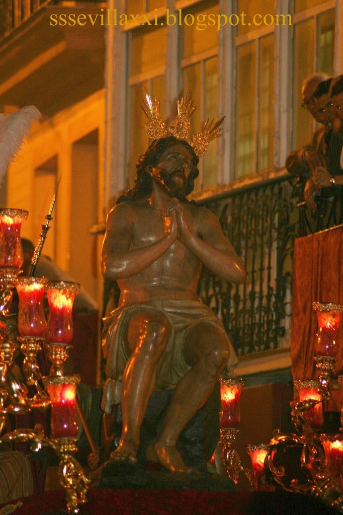 Nuestro Padre Jesús de las Penas. Domingo de Ramos 2009
