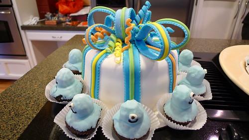 Rae Anne's Birthday Cake 2