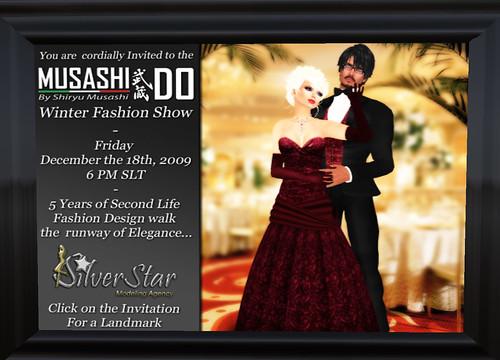 Show invite
