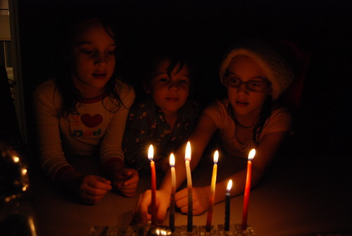 chanukah lights - 5