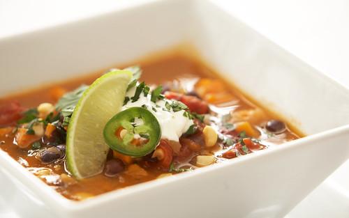 Black Bean & Sweet Potato Soup 6of6