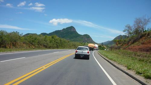 Dia de sol na estrada/Sunny day on the road