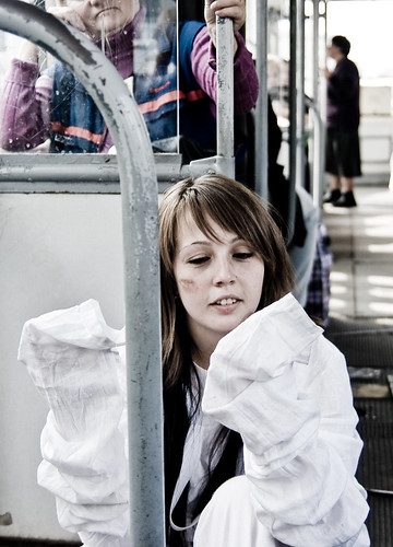 Urban insanity ©  Dima Bushkov