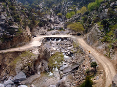 bridge (egotoagrimi) Tags: bridge flood ikaria aegean greece nas devastation chalares agrimi