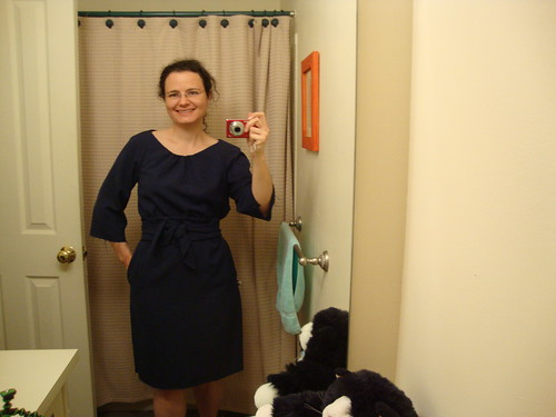 Simplicity 2406 Cynthia Rowley in progress