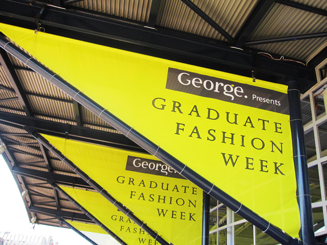 george graduate fashion week