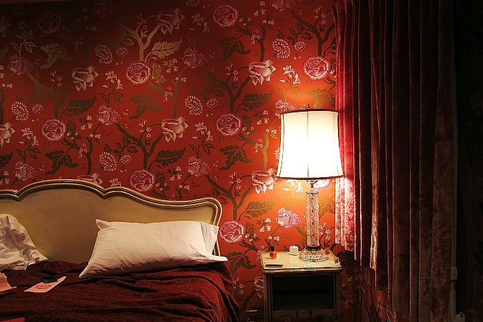 Floral Fantasy Room @ The Madonna Inn_1