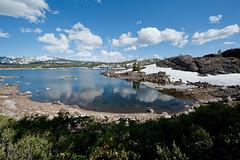 IH_LoonLake-11 (MSRFX) Tags: lake snow fall ice water clouds eldorado nationalforest loonlake nikond700