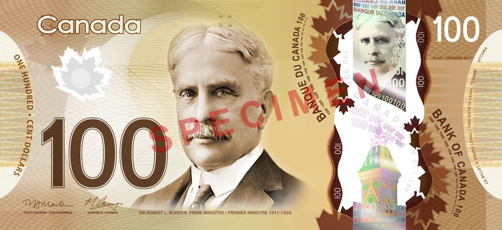 Résultats de recherche d'images pour «100 dollars canadien»