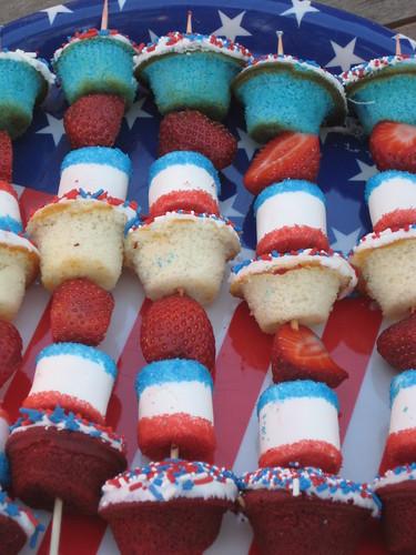 Cupcake Kabob Tutorial