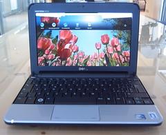 Dell Mini10v netbook