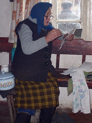 . the letter (katyalea) Tags: ukraine letter granny
