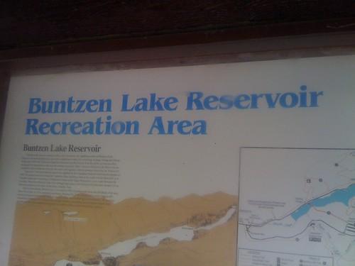 buntzen lake 1