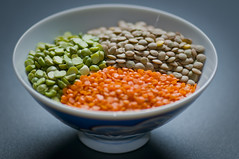 Lentils and Peas