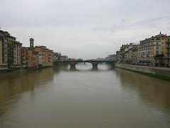 Arno river /   (mitko_denev) Tags: italien bridge b italy water river florence italia ponte firenze arno florenz