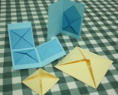 minibooks envelope books