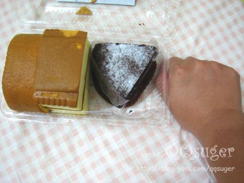 你拍攝的 橘村屋蛋糕2。