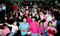 """SCHOOLS OLYMPIC DAY 2008 - 2009. """" SPORT AND ENVIRONMENT """" (Qatar olympic) Tags: schools olympic day 2009 qatar doha"""