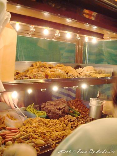 中原夜市|包好甲蔥燒包|家鄉碳烤雞排